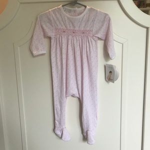 *NWT* Magnolia Baby Pink Footie (6-9 M)